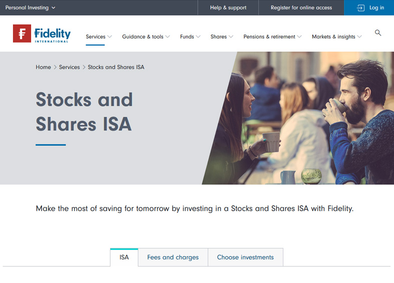Fidelity ISA Review