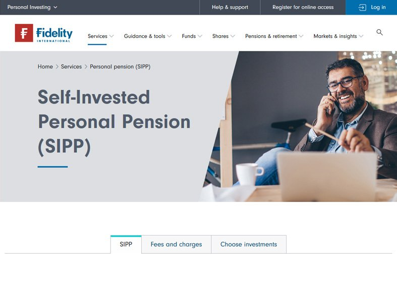 Fidelity Review UK: SIPP, ISA & General Investments Broker 2019