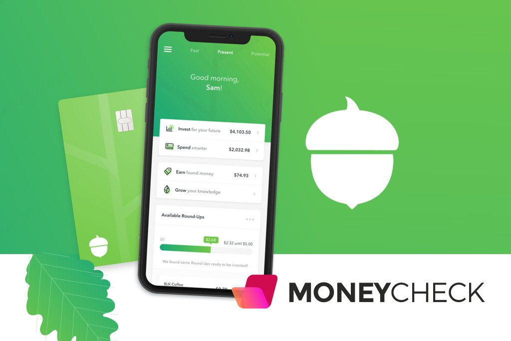 Acorns Review: The Spare Change Savings App with Debit Card