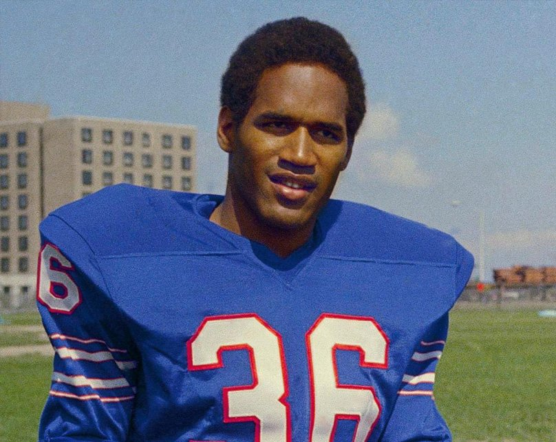 OJ Simpson the Football Player
