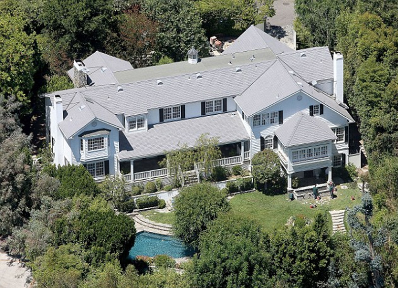Ashton Kutcher House