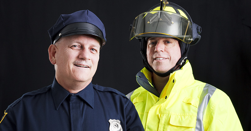 Police Officer & Firefighter