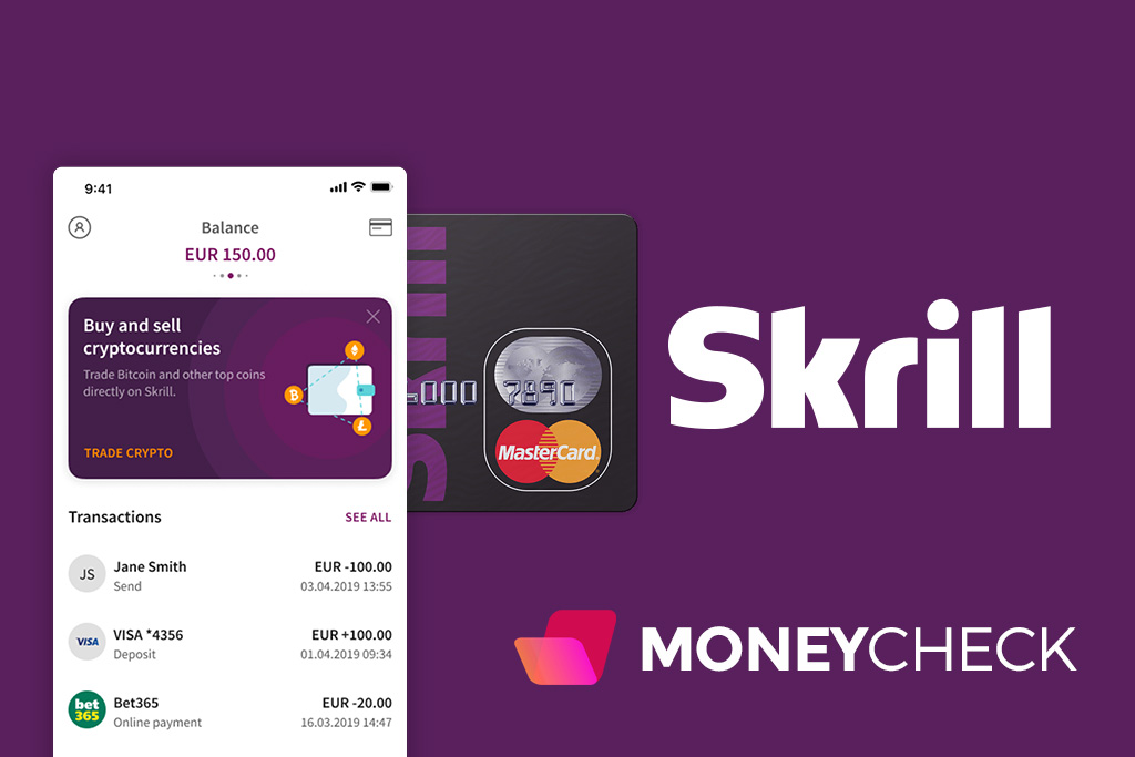 Skrill Money Bank