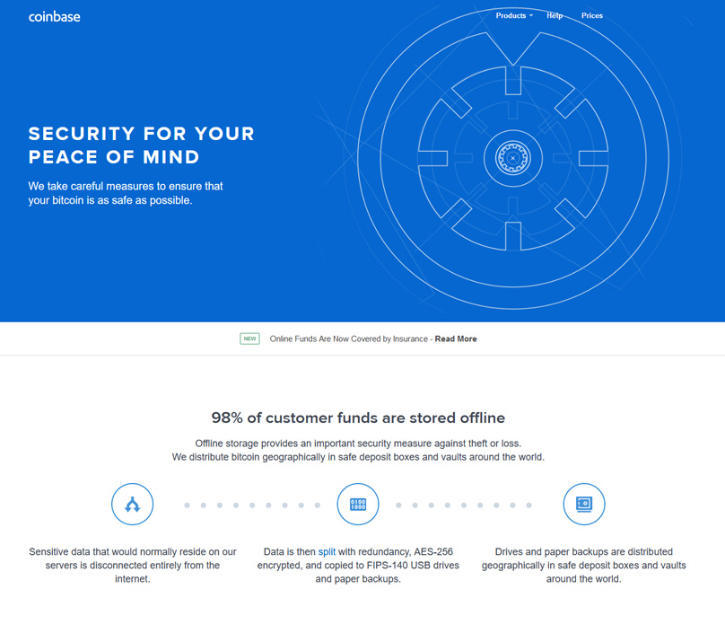 Coinbase Security