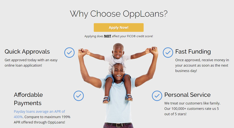 Why Choose OppLoans