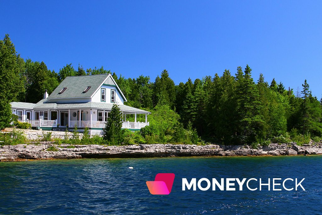 Saving for a Vacation Home