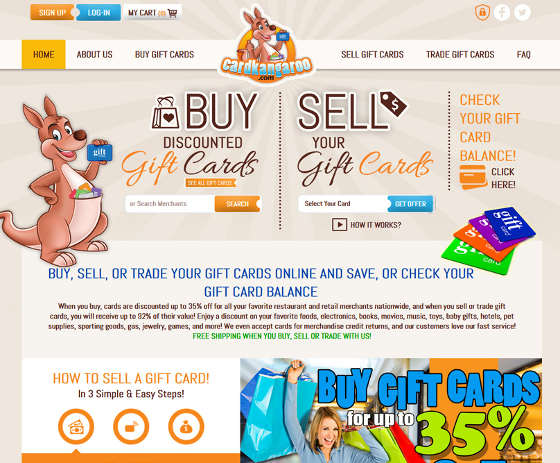 How Where To Buy Discounted Gift Cards Guide To The Top Sites