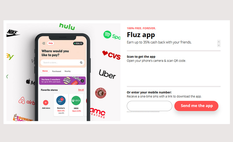 Fluz App Review 2020: Earn Cashback from Your Purchases & Referrals