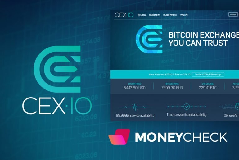 cex io cryptocurrency exchange fee